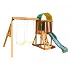 Houten-speeltoestel-met clubhuis-Ainsley-Kidkraft (F26415E)
