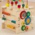 houten activiteitenkubus - Deluxe  (63298)