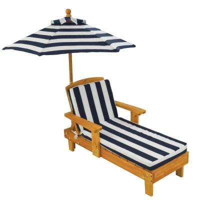 Kinder-ligstoel-met-parasol-marineblauw-Kidkraft (00105)