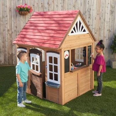 houten speelhuis - Fairmeadow - FSC hout - KidKraft (10023)
