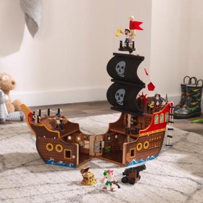 Piraten schip - KidKraft (10501)