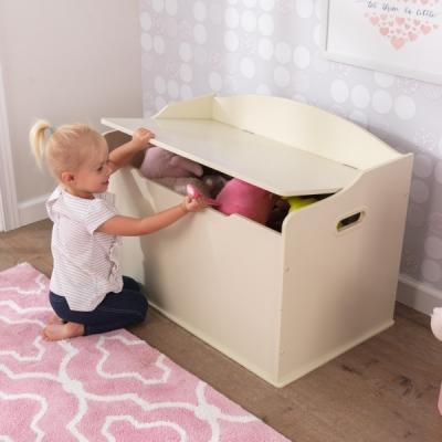 speelgoedkist Austin - vanille - 14958