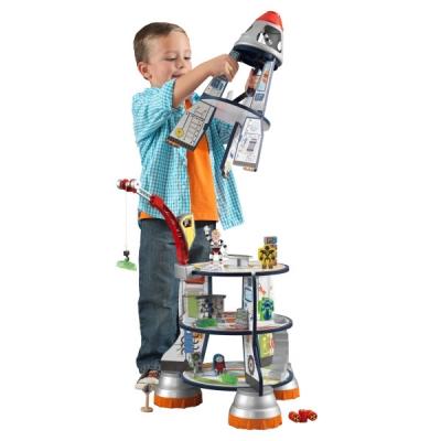 speelgoed ruimteschip met speelset - Kidkraft (63443)