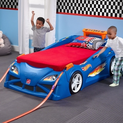 peuterbed - Hot Wheels Race Car (854699)