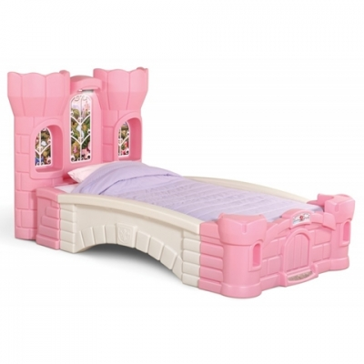 kinderbed - Princess Palace twin bed  (801000)