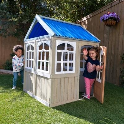 houten speelhuis - Cooper - FSC hout - KidKraft (P280115)